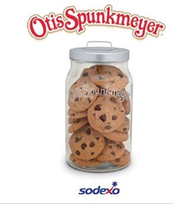 Otis Spunkmeyer Cookie Jar